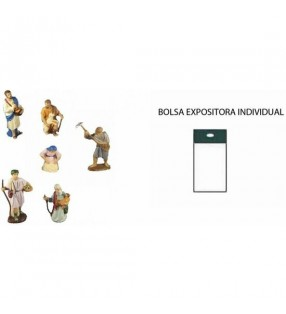 salvamantel mimbre oval 25x15cm privilege